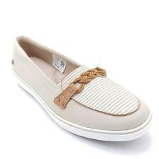 Grasshoppers Womans Windsor Knot Slip On Sneakers NWT Memory Foam Sz 8 *NARROW*