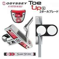 ODYSSEY GOLF JAPAN Toe Up i PUTTER 2 BALL BLADE  34 Inches 2018 MODEL New