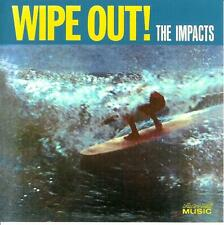 "IMPACTS  "" Wipe out ! ""  CD"