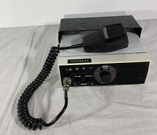 Vintage Ray  00004000 Jefferson Model 1400 Vhf/Fm Marine Radio w/ Vhf Mic - untested