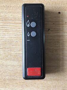 Gas Fire Standard Remote Control Handset .Mertik Maxitrol G30 ZRHS 2 Button