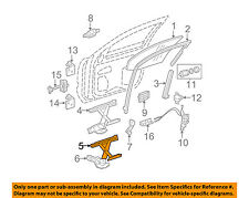 GM OEM Front Door-Window Lift Regulator 15922914