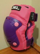 Skl Knee or Elbow Pads - Pink / Purple - Kids Youth Size S Small