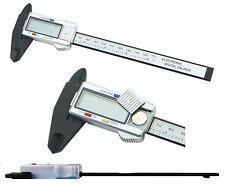 Digitale Messschieber 150mm Hochpräzise 6-Zoll Schieblehre Präzisions Werkzeug