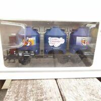 Märklin 48261 Staubgut Silowagen Henkel / FEWA MHI SoSe DB Epoche 3 neuwertig