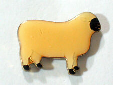 Vintage Southern Ram Sheep Pin (lg)