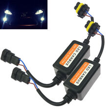 2X 9005/9006 LED Headlight Canbus Error Anti Flicker Resistor Canceller Decoder