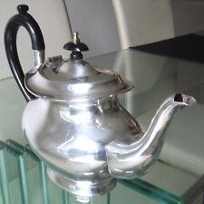 VINTAGE SHEFFIELD SILVER PLATED TEA POT-VGC-KELTUM LTD    *