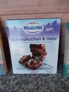 Schokokuchen & mehr, Philidaelphia und Milka, aus dem Südwest Verlag