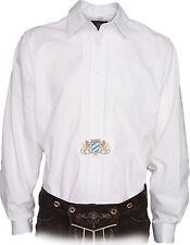 Trachtenhemd + Bayernwappen Oktoberfest OS-Trachten Hemd weiß