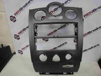 Renault Megane 2002-2008 Centre Heater Surround Dark Silver 8200501118