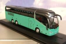 OXFORD DIECAST 1/76 SCANIA IRIZAR i6 BUS/COACH BARNES COACHES SWINDON 76IR6007