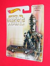 Hot Wheels '70 CHEVELLE DELIVERY  Star Wars IG-88 DWH38-4B10  Real Riders