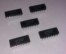 lot of 5 pcs MH74ALS157 Quad 1-of-2 Data Selectors//Multiplexers =SN74ALS157