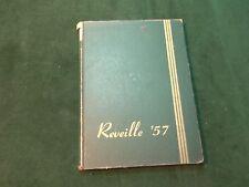1957 HIGH School of Commerce & East Com Yearbook REVEILLE DETROIT MICHIGAN (307)