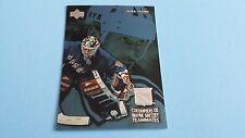 1998/99 UPPER DECK HOCKEY MCDONALD'S WAYNE GRETZKY TEAMMATES MIKE RICHTER T8