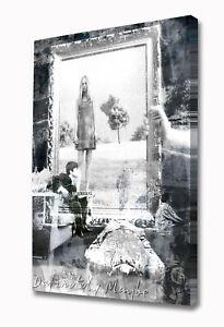 OASIS Canvas wall art print AA1840