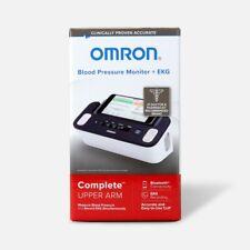 Omron Complete Wireless Upper Arm Blood Pressure Monitor + EKG (BP7900)