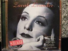 CD Zarah Leander / Unvergessliche Schlager Erfolge - Album