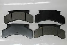 Disc Brake Pad Set  Front,Rear Parts Plus by Raybestos PPB224M
