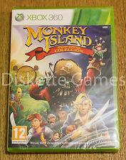 MONKEY ISLAND EDICION ESPECIAL COLECCION - XBOX 360 XBOX360 - PAL ESPAÑA NUEVO