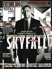 Total Film UK magazine Summer 2012 JAMES BOND 007 SKYFALL 6 PAGES OF PHOTOS