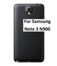 Replacement Back Door Battery Cover for Samsung Galaxy Note 3 SM-N900 Black