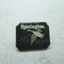 Remington First In The Field Lapel / Hat Pin Brand New
