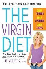The Virgin Diet: Drop 7 Foods, Lose 7 Pounds, Just 7 Days, Virgin, JJ, Good Book