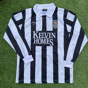 1989-91 St Mirren Home Shirt - Large (repro)