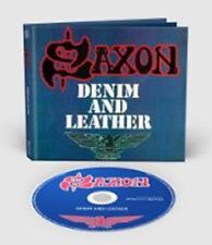 Saxon - Denim and Leather - New Mediabook CD Album