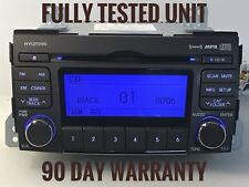 """HY101"" 09 10 Hyundai Sonata XM Ready Radio Cd Mp3 Player 96185-3K100 @"
