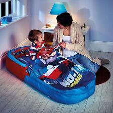 Thomas y sus amigos mi primera cama hinchable Fiesta Pijamas Solución Niños Cama