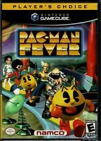 Pac-Man Fever GameCube Brand New