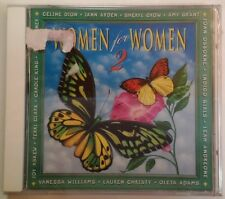 Women for Women 2 Celine Dion Sheryl Crow Amy Grant CD Music New Sealed