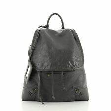 Balenciaga Classic Traveler Backpack Leather Small