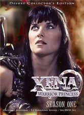 Xena Warrior Princess: Season 1  DVD Lucy Lawless, Renée OConnor, Nathaniel Lees