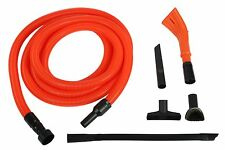 Shop Vacuum Garage Kit with 20' Hose and Accessories