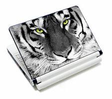 """Tiger Laptop Decal Sticker Skin Cover For 15'' 15.6"""" Sony HP Dell Acer Toshiba"""