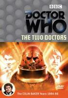 Doctor Who - The Two Doctors (DVD, 2003) 2 Disc Special Edition Dr Who Troughton