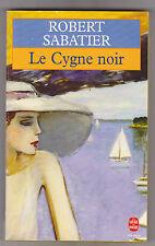 Le Cygne Noir - Robert Sabatier . Illustration J.P. Cassigneul