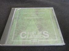 JOHANN SEBASTIAN BACH FAMOUS ORGAN WORKS RARE SEALED CLASSICAL CD!