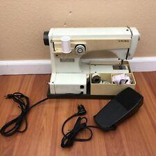 Vintage Viking Husqvarna Sewing Machine 6430 Model Works