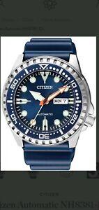 Citizen Automatic Diver Watch NH8381-12L