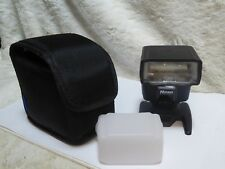 Used Nissin Digital i40 - Canon with stand and case and diffuser