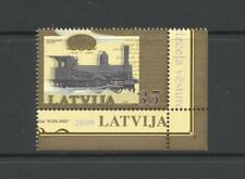 Latvia 2009 SG 756 Railway History MNH