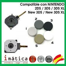 JOYSTICK PARA 3DS 2DS NEW XL CAPUCHON TAPA SETA ANALAGICO PORRITA NINTENDO TAPON