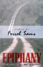 Epiphany: Stories by Sams, Ferrol
