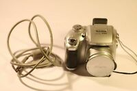 Fujifilm FinePix S Series S3000 3.2MP Digital Camera - Silver (Kit w/ 6-36mm Len