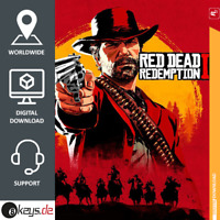 Red Dead Redemption 2 EU KEY [Deutsch/Multi] PC Rockstar Code